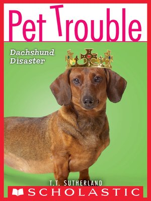 cover image of Dachshund Disaster